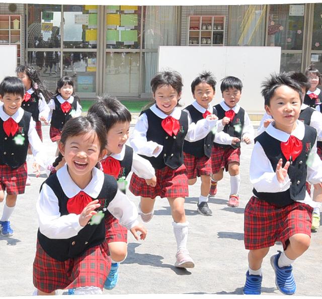 白幡幼稚園 学校法人 横浜アイリス学園